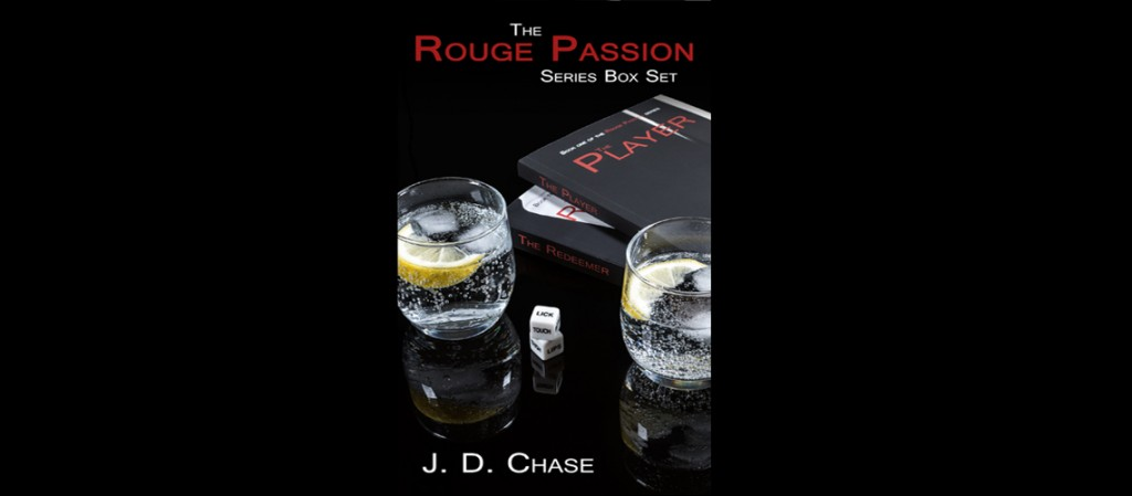 Rouge Passion Box Set books section image