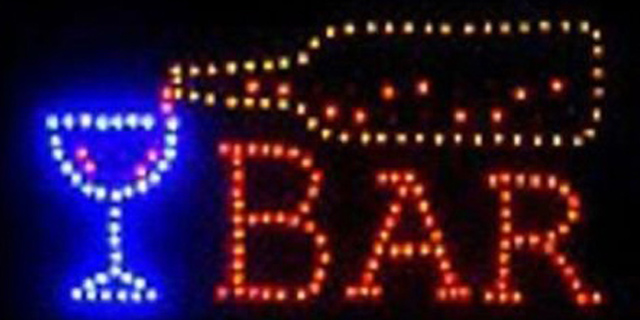 bar sign from google images